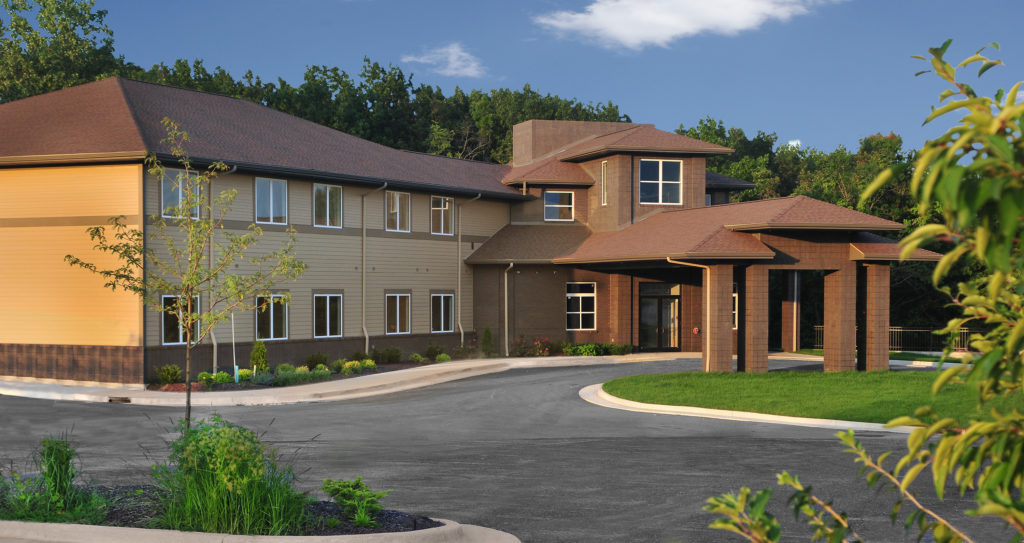 RMH Mid Mo exterior